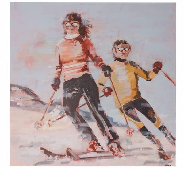 Bilde av SNOWFLAKES kunst ELI HASSEL
